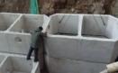 水泥化粪池安装流程