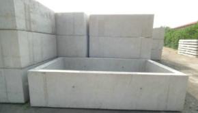预制组合式水泥化粪池