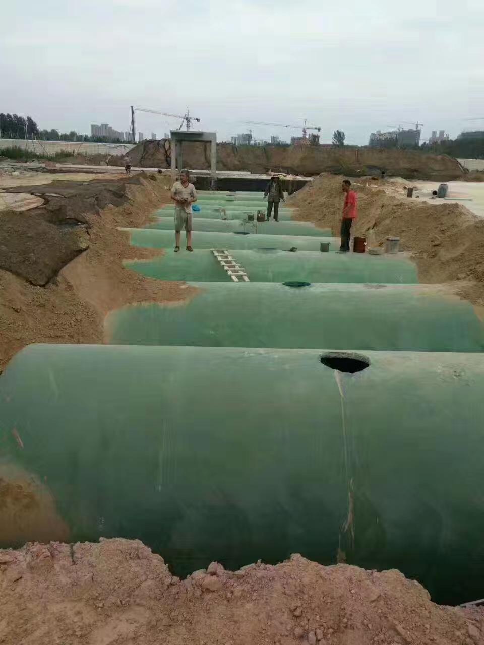 消防池、蓄水池、雨水收集池     万博官网manbetx罐体应用领域